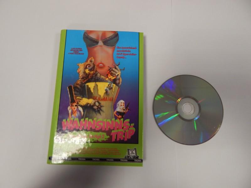 Wahnsinns Trip Class of nuke em High 2 DVD Hardbox limited 2