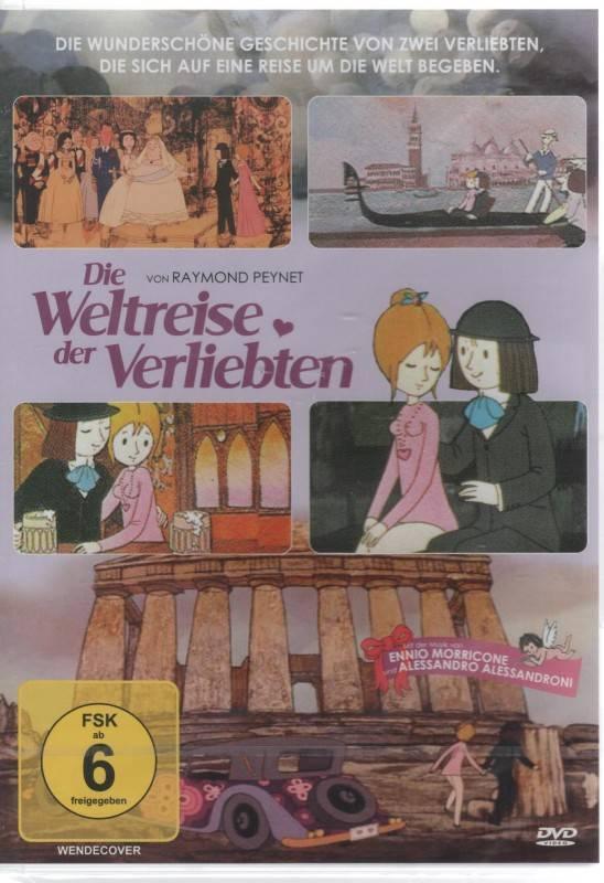 Die Weltreise der Verliebten (32193)