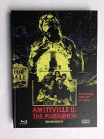Blu-ray Mediabook Amityville II - Der Besessene