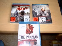 The Dead + The Panman ... - 3 Blu Rays