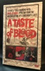 A taste of blood - Dvd - Hartbox *Neu*