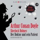 Sherlock Holmes - Der Doktor und sein Patient Audio-CD