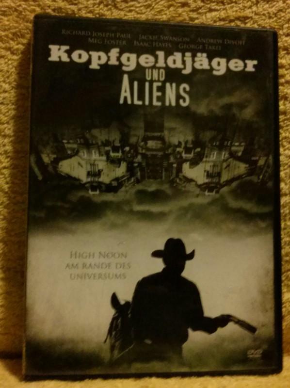 Kopfgeldjäger und Aliens DVD Charles Band (H)