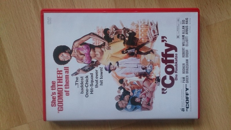 Coffy - Die Raubkatze - Action Cult Uncut
