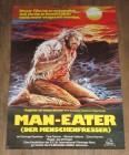 Man Eater / Kinoplakat