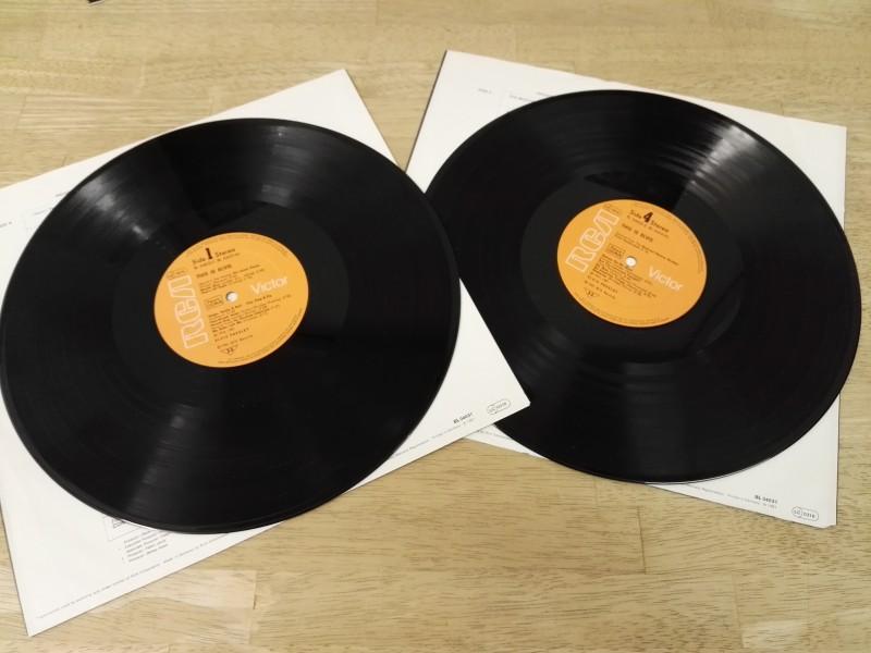 SCHALLPLATTE : THIS IS ELVIS Doppel LP ·RARITÄT·