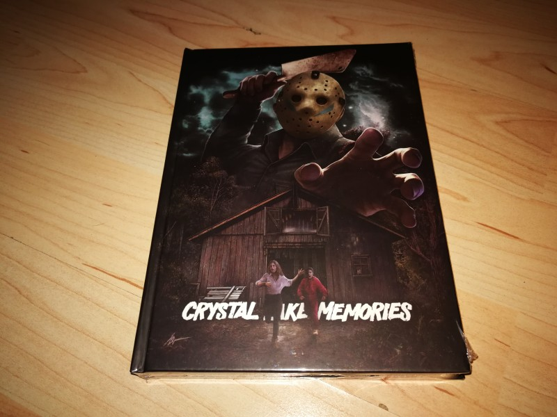 Crystal Lake Memories MEDIABOOK OVP oop rar lim 203/333