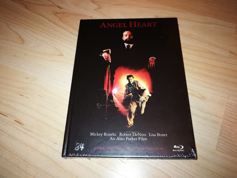 Angel Heart B MEDIABOOK OVP rar oop lim 134/333