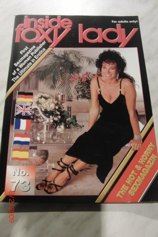FOXY LADY INSIDE - NR. 73 - TERESA ORLOWSKI