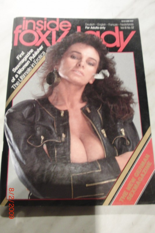FOXY LADY INSIDE - NR. 52 - TERESA ORLOWSKI