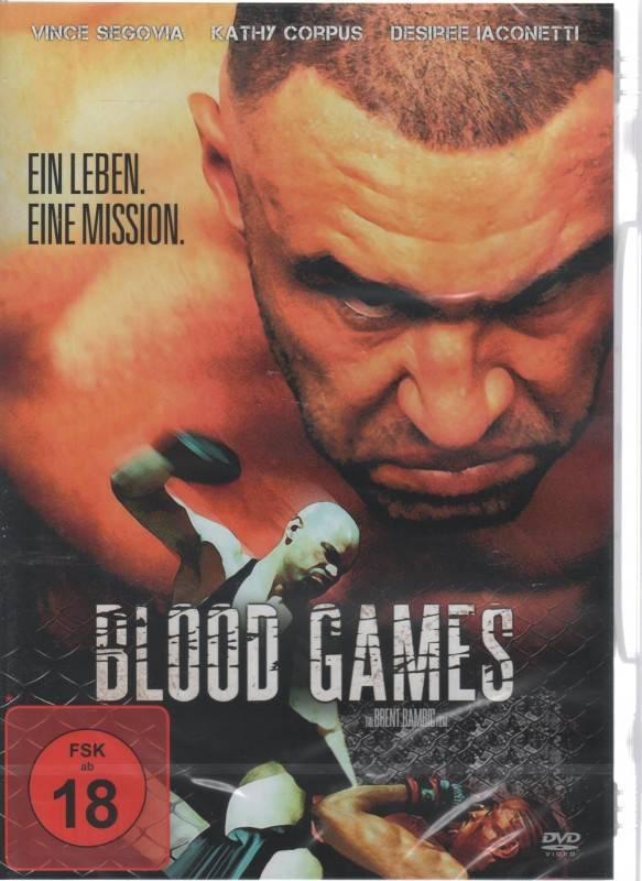 Blood Games -  Ein Leben. Eine Mission.(32305)