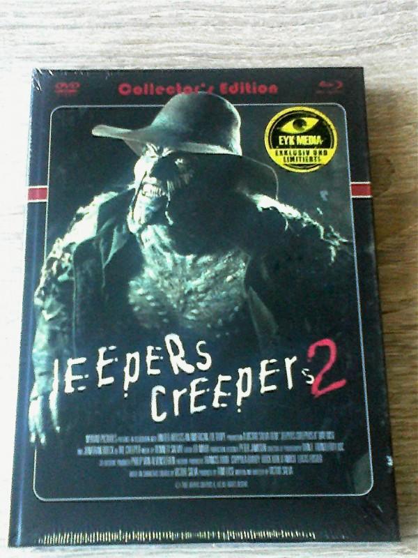 JEEPERS CREEPERS 1,2,3(KLASSIKER)LIM.MEDIABOOK A OVP UNCUT