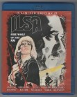 ILSA - SHE WOLF OF THE SS (Blu-ray, Cover B) NEU