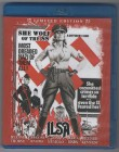 ILSA - SHE WOLF OF THE SS (Blu-ray, Cover C) NEU