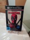 Deadpool Blu-ray Hartbox Ovp.