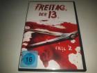 FREITAG DER 13. TEIL 2  DVD