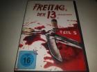 FREITAG DER 13. TEIL 5  DVD
