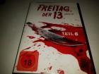 FREITAG DER 13. TEIL 6    DVD