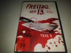 FREITAG DER 13. TEIL 7    DVD