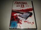 FREITAG DER 13. TEIL 8    DVD