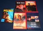 Mad Max 1 bis 3 Box + Mad Max - Fury Road DVD - 4 Disc -