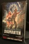 Das geheimnis der blauen diamante - Dvd - Hartbox *Wie neu*
