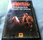 Frankenstein - Zweikampf der Giganten (Godzilla Monster) VHS