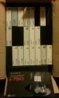 Ein Karton mit Betamax Kassetten