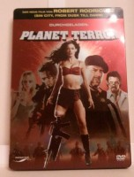 Planet Terror Robert Rodrigues DVD Steelbook Uncut