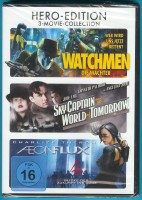 Hero Edition: 3-Movie-Collection (3 DVDs) NEU/OVP