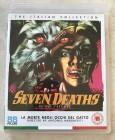 Seven Deaths in Cats Eye  -uncut Bluray- Giallo Klassiker
