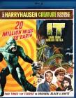 RAY HARRYHAUSEN Blu-ray Import 20 MILLION MILES + IT CAME
