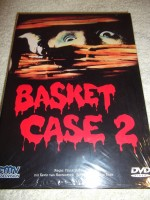 BASKET CASE 2 UNCUT DVD HARTBOX NEU / OVP