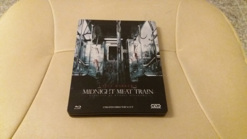 Midnight Meat Train unrated Director's cut