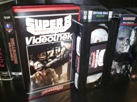 Zombie - Dawn of the Dead - Demon Video Super 8 Version