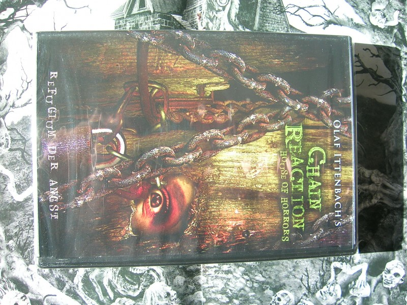CHAIN REACTION DIRECTORS CUT DVD EDITION NEU OVP