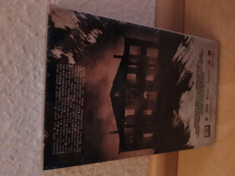 Texas Chainsaw Massacre -große BD Hartbox Birnenblatt-