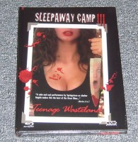 Sleepaway Camp 3 Mediabook Cover D - lim. 222 OVP