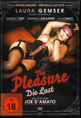 The Pleasure - Die Lust (DVD)