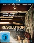 Resolution - Cabin of Death (Blu-ray)