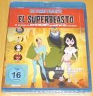 Rob Zombie`s El Superbeasto Blu-ray Neu & OVP