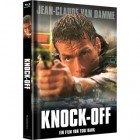 Knock Off - ORIGINAL COVER Mediabook  von Nameless