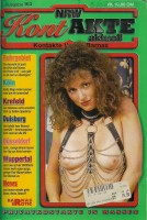 NRW Kontakte Aktuell Nr. 163 von 2001 Barnas Kontaktmagazin