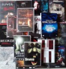 19 Filme DVDs Konvolut Sammlung Horror Thriller Mystery