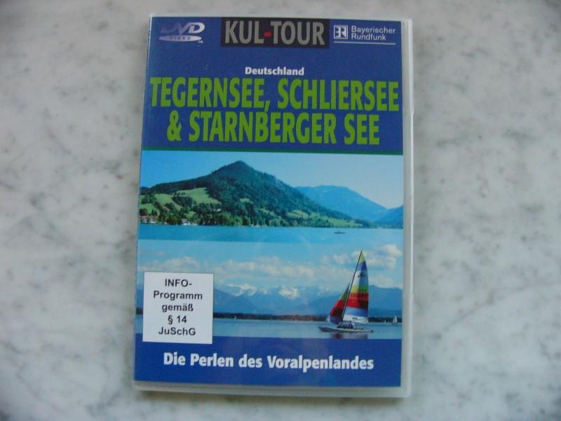 Kul-Tour: Deutschland - Tegernsee, Schliersee & Starnberger