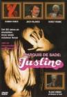 5x Marquis de Sade - Justine - DVD