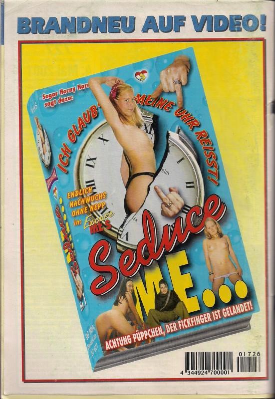 Happy Weekend Nr.726 von 2001 Vintage Kontaktmagazin Rarität