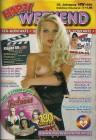 Happy Weekend Nr.868 von 2006 Vintage Kontaktmagazin Rarität