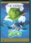 Der Grinch - Collector´s Edition DVD Jim Carrey s. g. Zust.