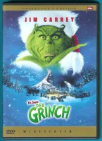 Der Grinch - Collector´s Edition DVD Jim Carrey s. g. Zust.